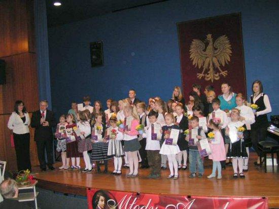 Finał Wojewódzkiego Festiwalu Muzycznego Młody Amadeusz
