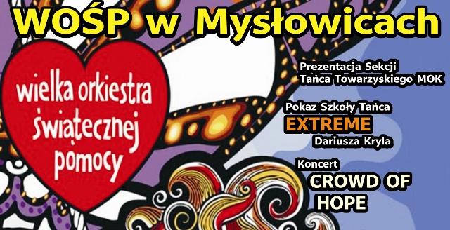 Wielka Orkiestra Świątecznej Pomocy w MOKu