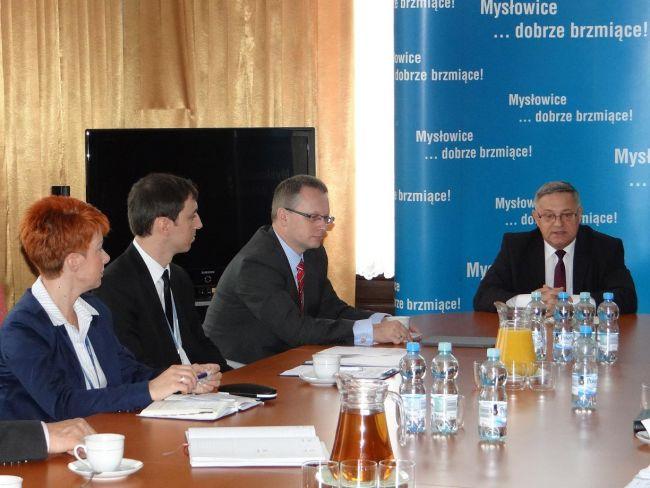 Urząd Miasta Mysłowice odnowił certyfikat Systemu Zarządzania Jakością