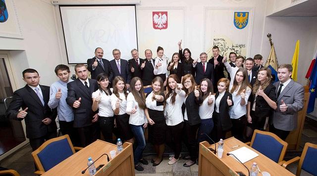 Młodzieżowa Rada Miasta będzie się szkolić