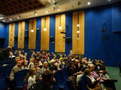Wieczory Filmowe w MOK Brzezinka