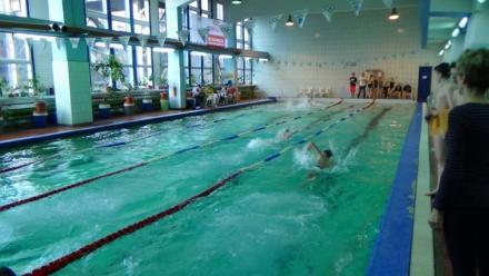 Naucz się pływać z MOSiRem!