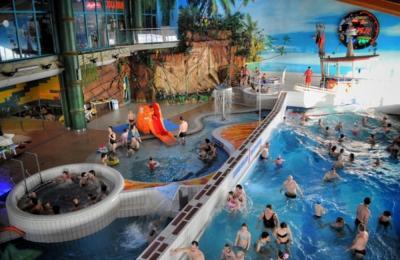 Wodne szaleństwa w Aquadromie w Rudzie Śląskiej