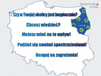 Mapa Zagrożeń Bezpieczeństwa również w Mysłowicach