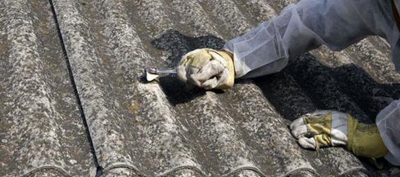 Mysłowice po raz pierwszy dofinansowały likwidację azbestu