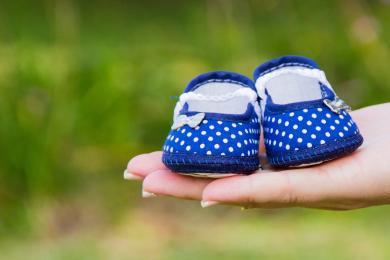 Prezent dla pary oczekującej narodzin dziecka