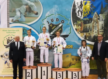 Pracowity weekend dla judoków UKS JUDO Mysłowice