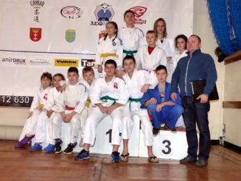 Udane starty mysłowickich judoków w Krakowie i Gdyni