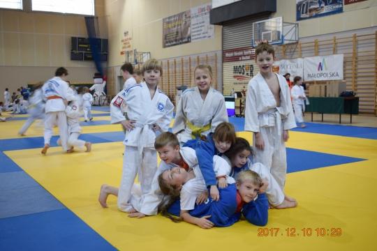 Turniej judo w Bochni