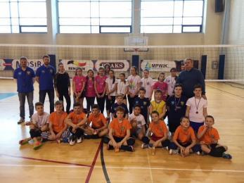 Turniej siatkówki dla mysłowickiej młodzieży
