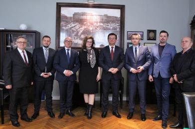 Spotkanie podregionu katowickiego