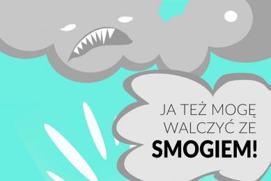 """Program edukacyjny """"Ja też mogę walczyć ze smogiem"""""""
