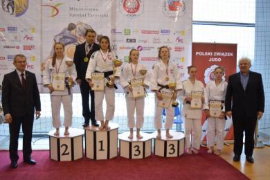 Weekendowe zawody judo