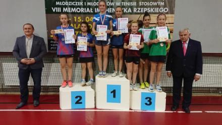 Mistrzostwa Śląska w tenisie stołowym