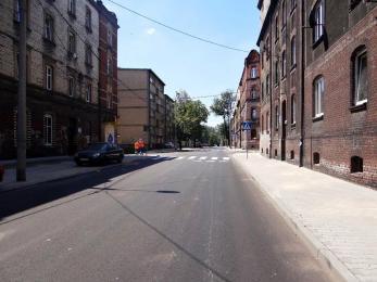 W środę oficjalnie odebrano remont ulicy Miarki