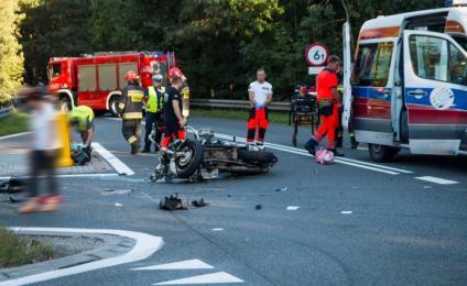 Poważny wypadek na ul. Długiej
