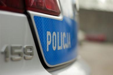 Zaatakował policjanta nożem
