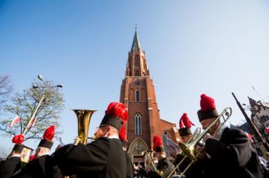 Miejskie obchody Święta Odzyskania Niepodległości