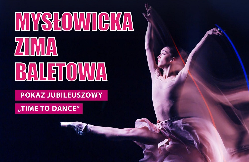 Mysłowicka Zima Baletowa w Miejskim Ośrodku Kultury już 26 stycznia!