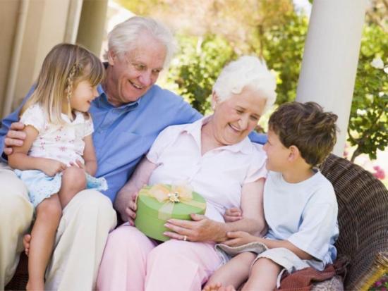 Najserdeczniejsze życzenia z okazji Dnia Babci i Dziadka