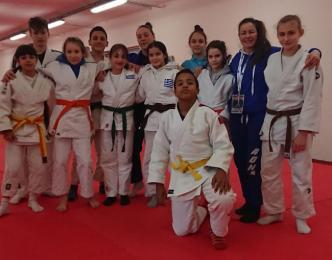 Zawody judo w Ostrawie