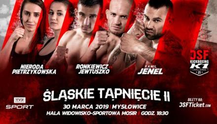 Gala DSF 21: Śląskie Tąpnięcie II już 30 marca w Mysłowicach