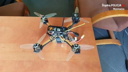 Poszukiwany właściciela drona