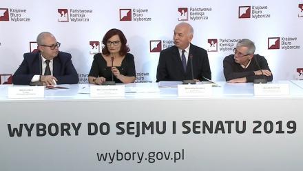 Wybory parlamentarne 2019: PKW informuje o frekwencji [aktualizacje]