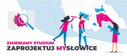 Konsultacje społeczne - geoankieta. Zaprojektuj Mysłowice