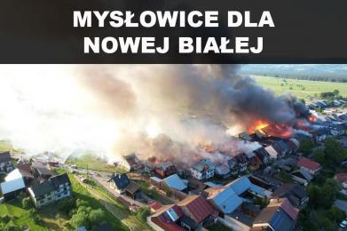 Mysłowice dla Nowej Białej!