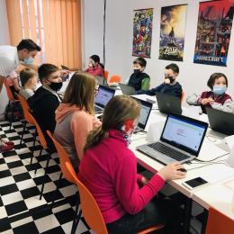 Giganci Programowania - bezpłatne warsztaty
