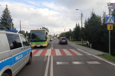 Potrącenie 12-letniego rowerzysty w Kosztowach
