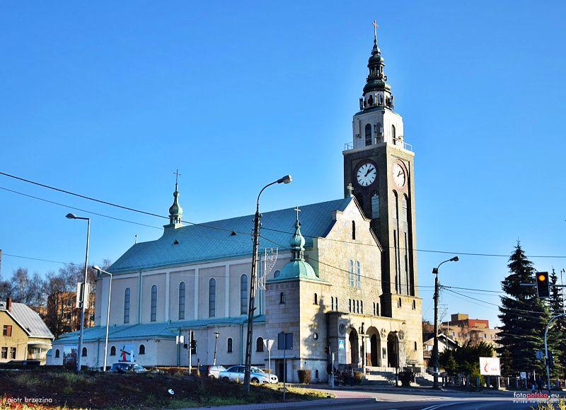 Brzęczkowice - Kościół pw. Matki Bożej Bolesnej