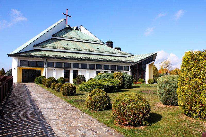 Kosztowy - Kościół pw. Matki Bożej Częstochowskiej