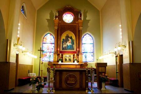 Krasowy - Kościół pw. św. Józefa