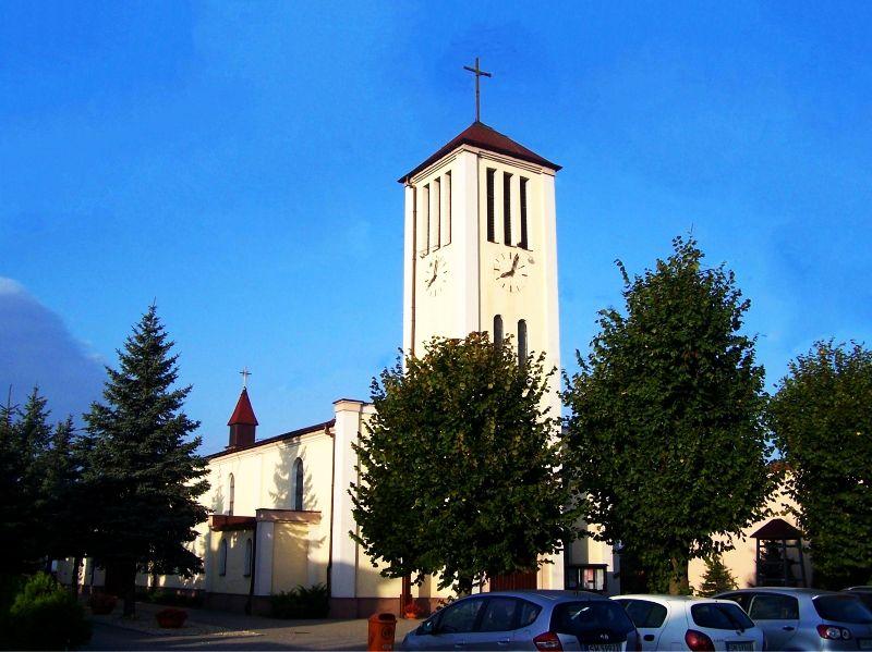 Morgi - Kościół pw. św. Jacka