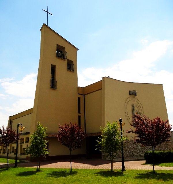 Wesoła - Kościół pw. Matki Bożej Fatimskiej