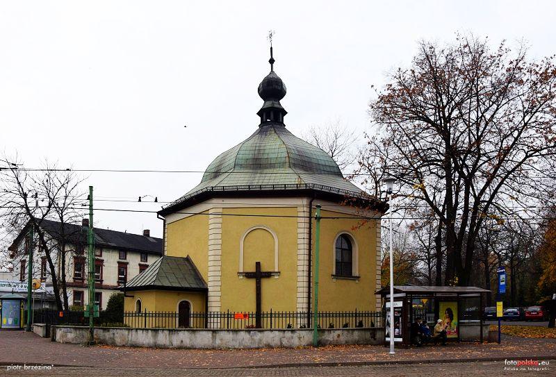 Centrum - Kościół pw. Krzyża Świętego