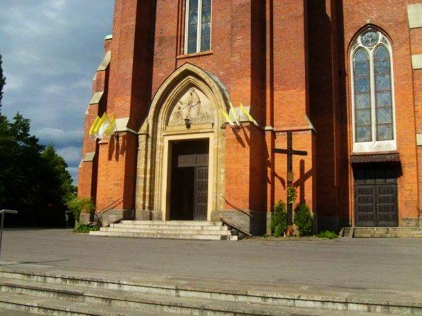 Centrum - Kościół pw. Najświętszego Serca Pana Jezusa
